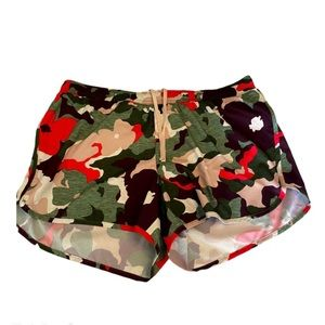 Old Navy Active Camo Running Shorts Size Large